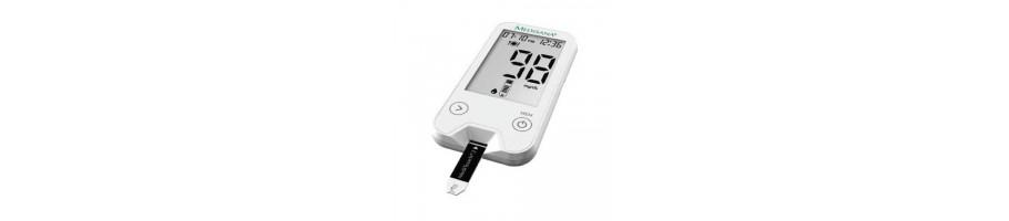 Glucomètres, pour mesurer la glycémie personnelle simplement à la maison