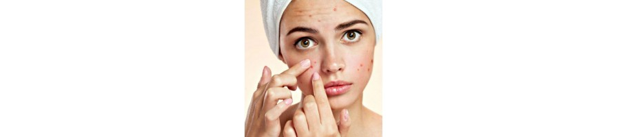 Acne and imperfections - Cosmetics in Morocco